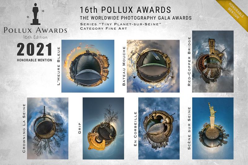 16th Pollux Awards 2021