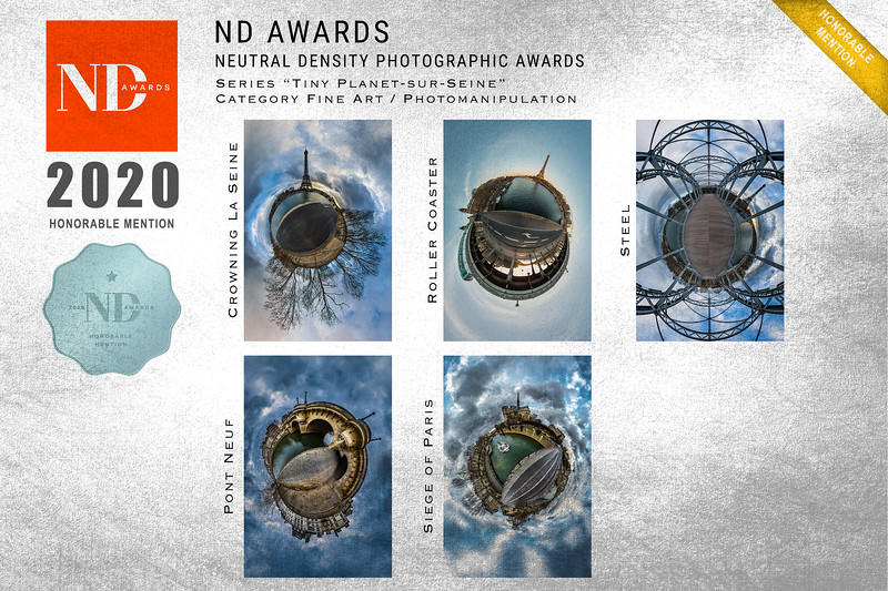 ND Neutral Density Photography Awards 2020