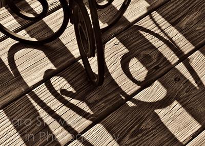 Spiral Shadows
