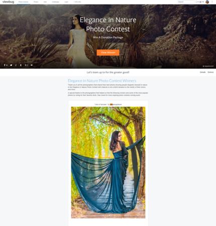 Elegance in Nature Photo Contest - Finalist