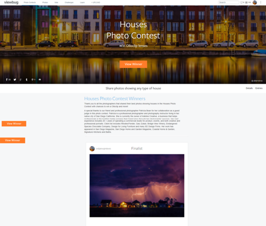 Houses Photo Contest - Finalist