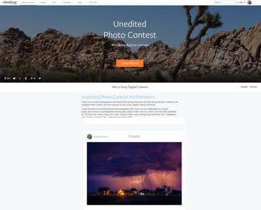 Unedited II Photo Contest - Finalist