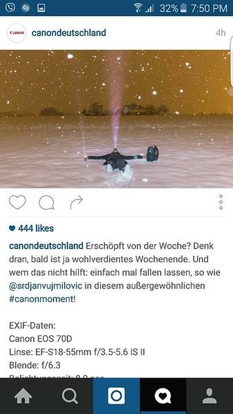 Canon Deutschland - Instagram Repost
