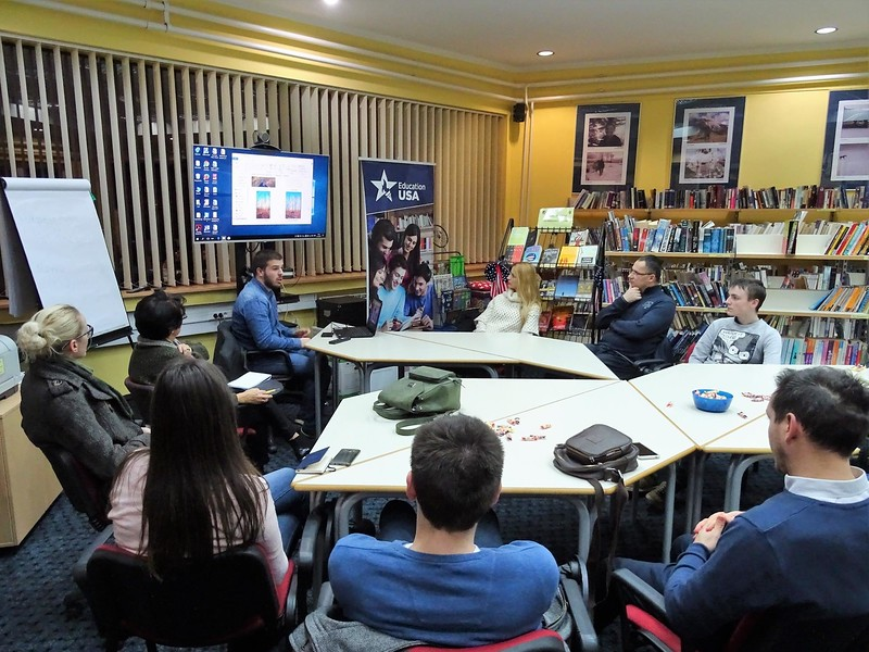 American Corner Banja Luka 1-day Workshop