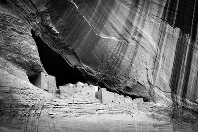 """The White House Ruins at Canyon de Chelly AZ"""