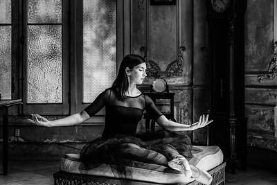 """The Cuban Ballerina"""