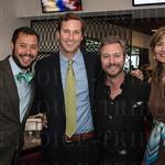 Pat Man, Tim Maciejak, Josh Laughlin and Johnna Kelly.