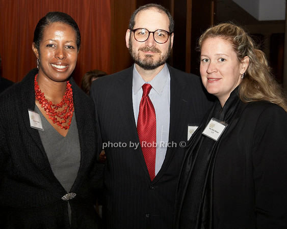 Patricia France, Bill Pollak, Mary Beth Whited