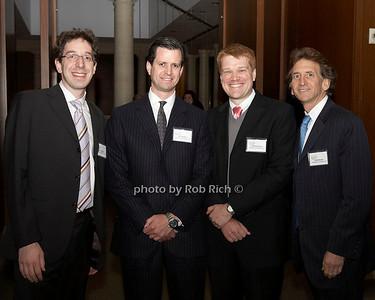 Daniel Shamah, Bill Sushon, Jeff Kopczynski, Brad Butwin