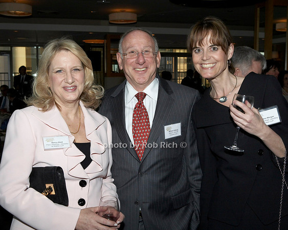 Nancy Abell, Bill Kilberg, Heather Morgan