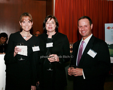 Heather Morgan, Erika Collins, Allan Bloom