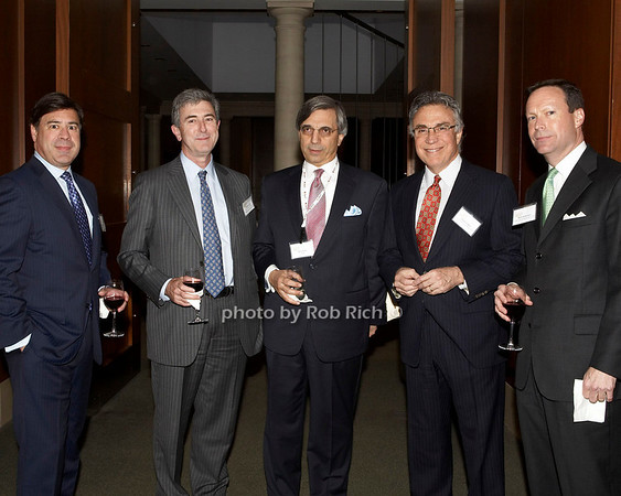 Charles Schmerler, Stephen Lamb, Aric Press, Robert Owen, Mark Robertson
