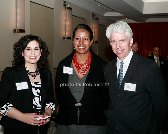 Gina Day, Patricia France, Stephen Lincoln