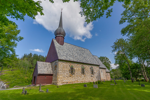 Alstahaug church