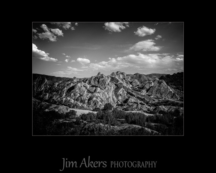 """Ageless Trails of Serenity"" was shot at Vasquez Canyon in Santa Clarita, CA.  Great place to visit.  This shot scored an 80 in recent Professional Photographers of Los Angeles County 2015 competition."