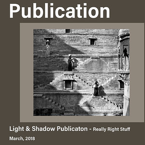 Publication in Light & Shadow Magazine (2018)