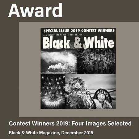 Black and White Magazine (December 2018)