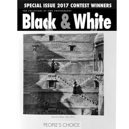 People Choice Award, BW Magazine (2017)
