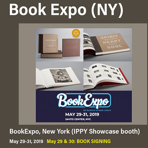 Featured Book at Book Expo NY