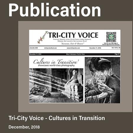 Tri-City Voice Article (December 2018)