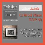 CriticalMass Top 50 (2016)