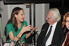Clo Cohen and Richard Meier<br /> photo by Rob Rich/SocietyAllure.com © 2012 robwayne1@aol.com 516-676-3939