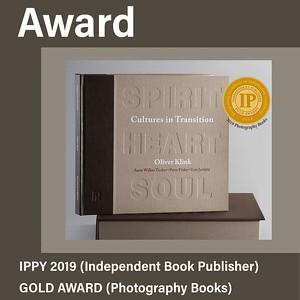 2019 IPPY GOLD Award (Photography Books)