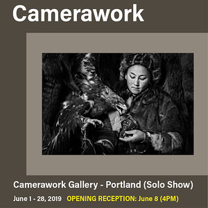 Camerawork Gallery (June 1 - 28, 2019)