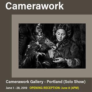 Camerawork Gallery (June 1 - 28, 2019)