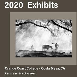 2020 Solo Show OCC Museum