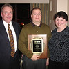Doug Coday: Store Manager of the Year, 2003 awarded by Larry Brand