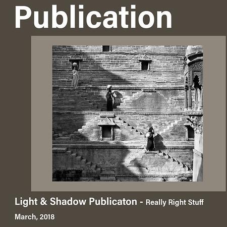 Publication in Light & Shadow Magazine (2018)