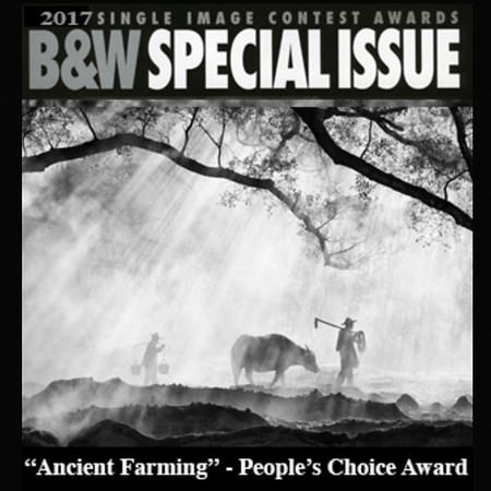 """""""Ancient Farming"""" receives People Choice Award by BW Magazine (2017)"""
