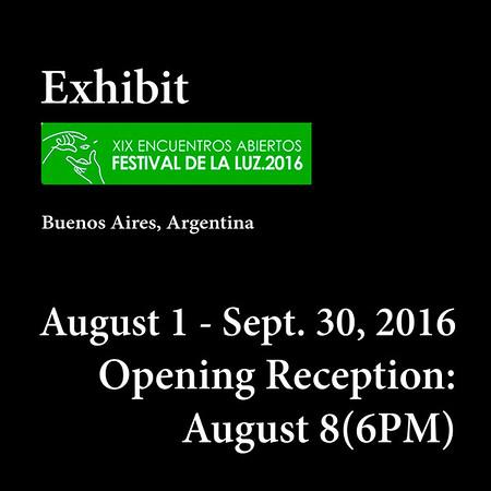 Festival de La Luz, Argentina (2016)