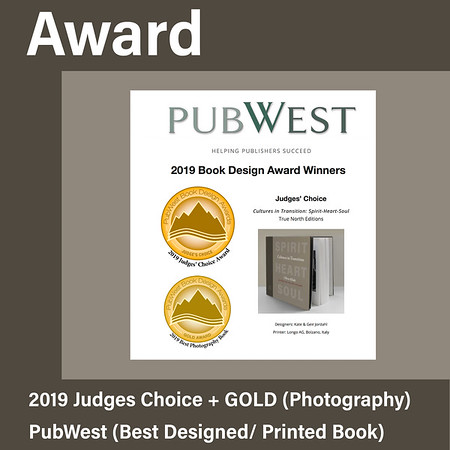 Judges's Choice & Gold Award
