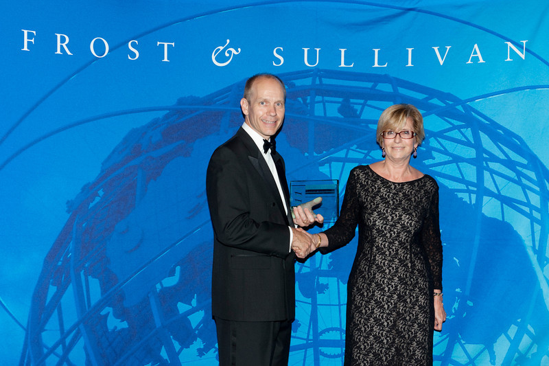 18 May 2011 Frost & Sullivan Excellence in Best Practices Awards Banquet
