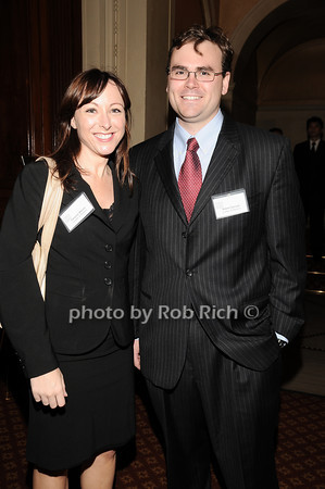 Caroline Marino, Robert Samuel<br /> photo by Rob Rich © 2010 robwayne1@aol.com 516-676-3939