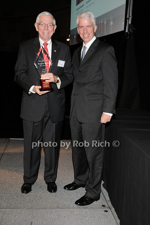 Richard Wiley, Stephen Lincoln<br /> photo by Rob Rich © 2010 robwayne1@aol.com 516-676-3939