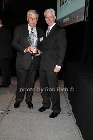Edward Herlihy, Stephen Lincoln<br /> photo by Rob Rich © 2010 robwayne1@aol.com 516-676-3939