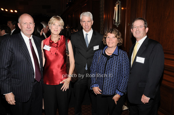 Joe Sims, Robin Sims, Stephen Lincoln, Denise Hyland, Patrick Donnelly<br /> photo by Rob Rich © 2010 robwayne1@aol.com 516-676-3939