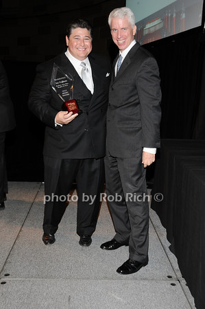 Jay Goffman, Stephen Lincoln<br /> photo by Rob Rich © 2010 robwayne1@aol.com 516-676-3939