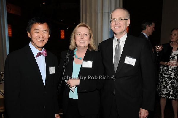 Morgan Chu, Lisa Smith, Morgan Graham<br /> photo by Rob Rich © 2010 robwayne1@aol.com 516-676-3939