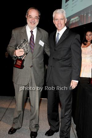 Russell Frackman, Stephen Lincoln<br /> photo by Rob Rich © 2010 robwayne1@aol.com 516-676-3939