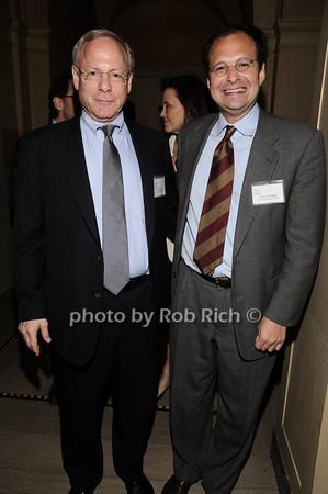 Richard Ziegler, Jeremy Creelan<br /> photo by Rob Rich © 2010 robwayne1@aol.com 516-676-3939