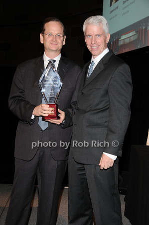 Lawrence Lessing, Stephen Lincoln<br /> photo by Rob Rich © 2010 robwayne1@aol.com 516-676-3939