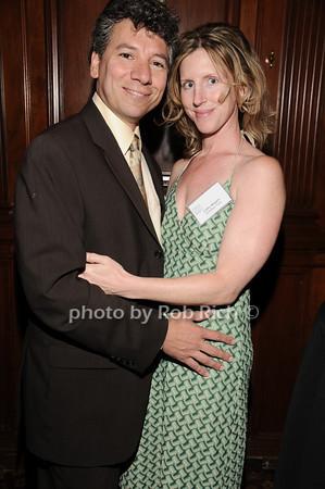 Anthony Megaro, Cathy Megaro<br /> photo by Rob Rich © 2010 robwayne1@aol.com 516-676-3939