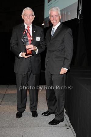 Richard Wiley, Stephen Lincoln<br /> photo by Rob Rich © 2010 robwayne1@aol.com 516-676-3939