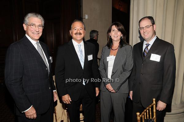 Lou Virellie, Jim Pagliaro, Kate Gillespie, Troy Brown<br /> photo by Rob Rich © 2010 robwayne1@aol.com 516-676-3939