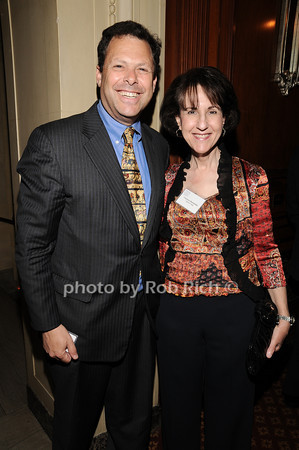 Mark Chandler, Charlene Barshefsky<br /> photo by Rob Rich © 2010 robwayne1@aol.com 516-676-3939