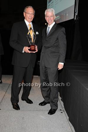 Harvey Miller, Stephen Lincoln<br /> photo by Rob Rich © 2010 robwayne1@aol.com 516-676-3939